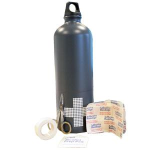 First Aid Thermos Bottle